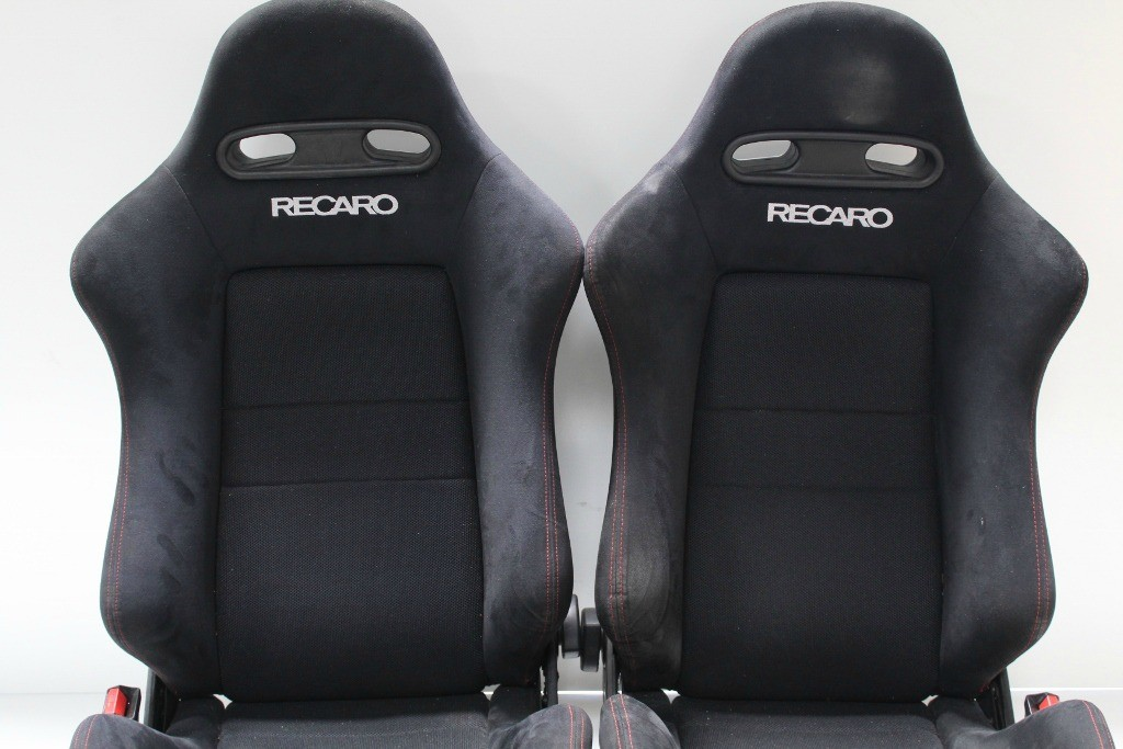 Jdm Imported Honda Dc5 Recaro Seats From Japan Black Color
