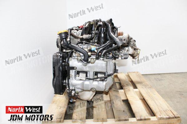 JDM 03-08 Subaru Legacy GT Forester XT EJ20X EJ20Y Turbo Engine 2.0L