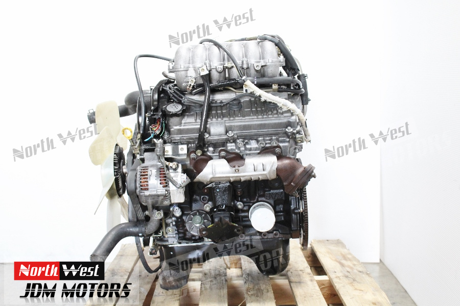 JDM Toyota 5VZ-FE 3 4L V6 Engine Tacoma, T100, 4Runner Tundra Motor -  Japanese Car Parts