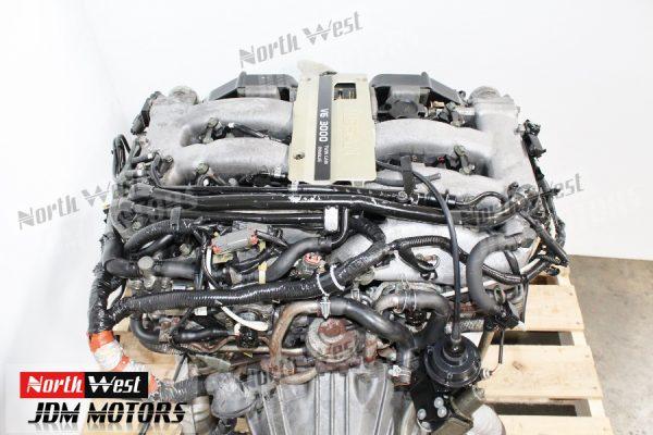 JDM 90-95 Nissan 300ZX VG30DE Engine 3.0L Fairlady Z NON-Turbo Motor