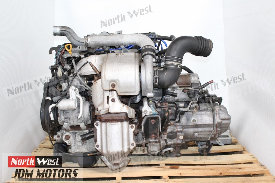 JDM Toyota MR2 3rd Gen 94-99 3SGTE Turbo Engine 5 Speed Trans 2 0L -  Japanese Car Parts