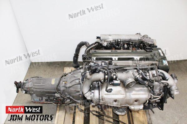 JDM 94-97 Toyota Aristo 2JZ-GTE 3.0L Twin Turbo Engine