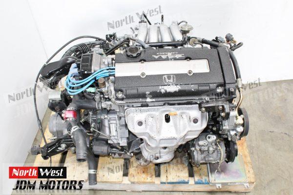 JDM 92-95 Honda/Acura Integra GSR B18C Vtec Engine 5 Speed Trans OBD1 B18C1
