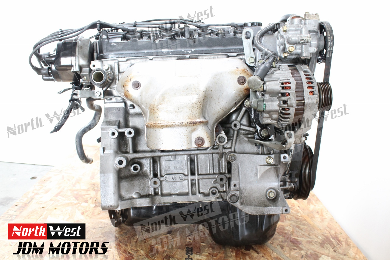 honda accord engine fa sohc vtec motor   cyl jdm japanese car parts